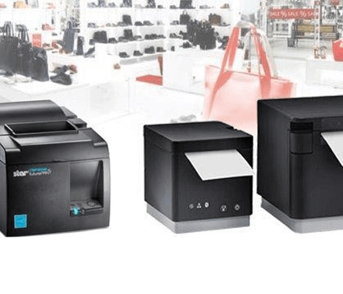 Star POS Printers with unique Plug & Print Tablet Connection