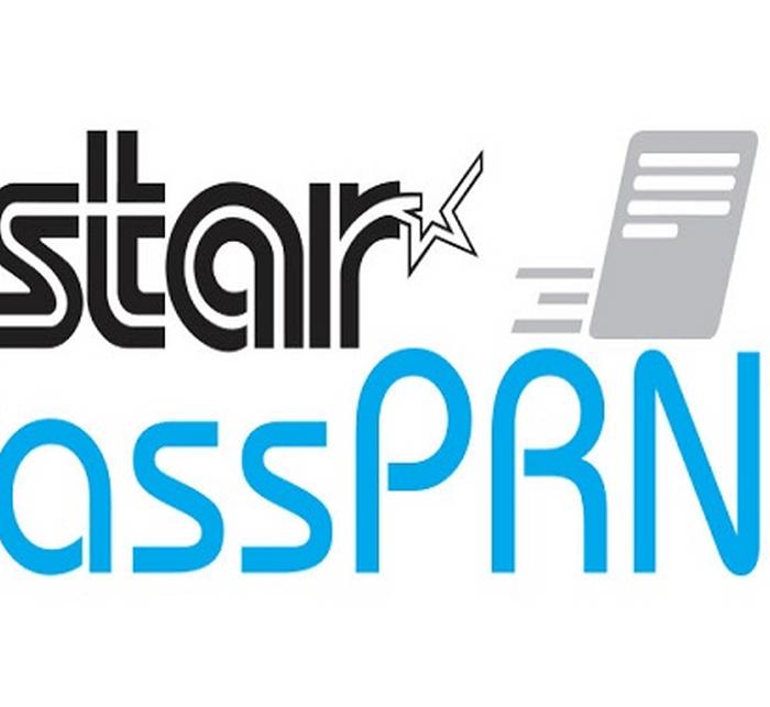 PassPRNT-logo Starmicronics