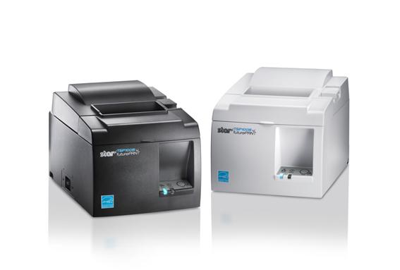 TSP100III-WLAN-white-grey Starmicronics